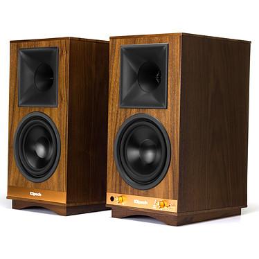 Avis Audio-Technica AT-LP120USBC Noir + Klipsch The Sixes