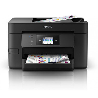 Epson WorkForce WF-4720DWF Imprimante Multifonction jet d'encre 4-en-1 (USB 2.0 / Fast Ethernet / Wi-Fi / NFC )