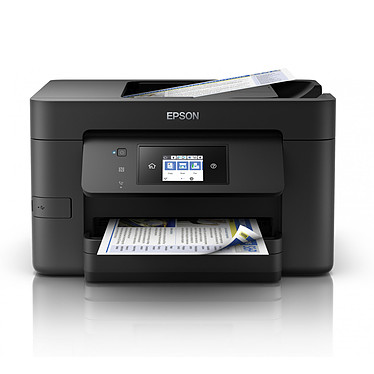 Epson WorkForce WF-3720DWF Imprimante Multifonction jet d'encre 4-en-1 (USB 2.0 / Fast Ethernet / Wi-Fi / NFC )