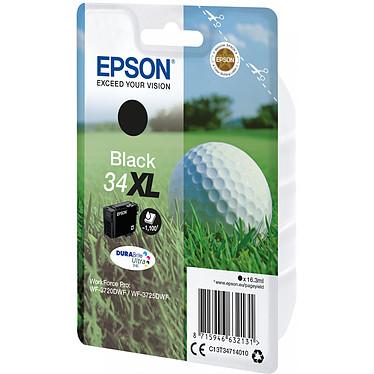 Epson Balle de Golf Noire 34XL