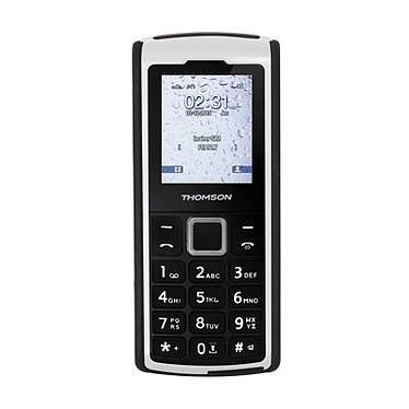"""Thomson Tlink 20S Blanc Téléphone 2G Dual SIM IP66 - Ecran 2"""" 176 x 220 - Bluetooth - 1050 mAh"""