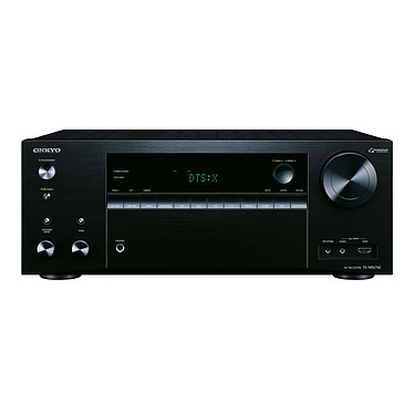 Onkyo TX-NR676E Noir Ampli-tuner Home Cinéma 7.2, 165W, Multiroom, Wi-Fi Dual Band, Bluetooth, AirPlay, Chromecast, DTS Play-Fi, HDMI 4K, Hi-Res Audio, DTS:X et Dolby Atmos