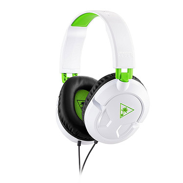 Avis Turtle Beach Recon 50X (Blanc)