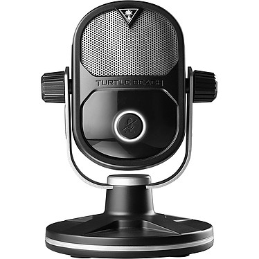 Turtle Beach Stream Mic Microphone de streaming USB (compatible PC, Mac, PlayStation 4 et Xbox One)