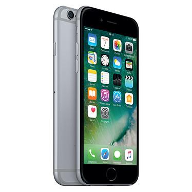 "Apple iPhone 6 32 Go Gris Sidéral · Reconditionné Smartphone 4G-LTE - Apple A8 Dual-Core 1.4 GHz - RAM 1 Go - Ecran Retina 4.7"" 750 x 1334 - 32 Go - NFC/Bluetooth 4 - 1810 mAh - iOS 8"
