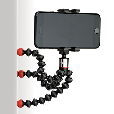 Avis Joby GripTight One GP Magnetic Impulse Noir/Rouge