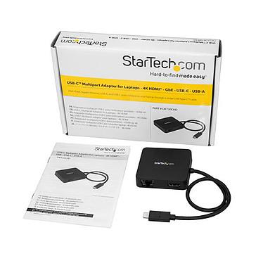 StarTech.com DKT30CHD pas cher