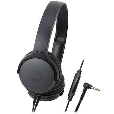 Audio-Technica ATH-AR1IS Noir Casque Supra-auriculaire fermé