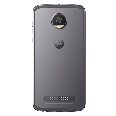 Motorola Moto Z2 Play Gris pas cher