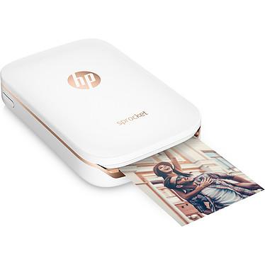 HP Sprocket Blanc