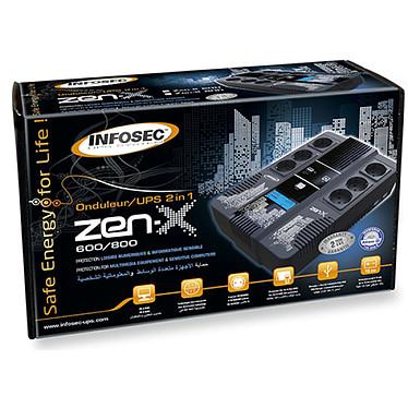 Acheter Infosec ZEN-X 600