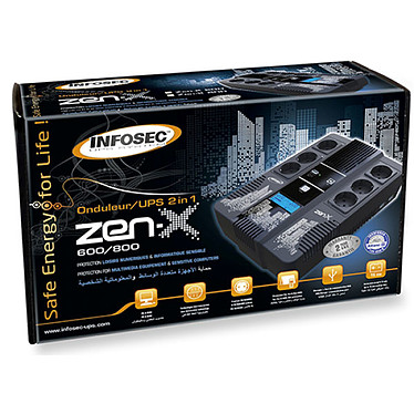Acheter Infosec ZEN-X 800