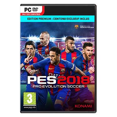 PES 2018 Premium D1 Edition (PC)