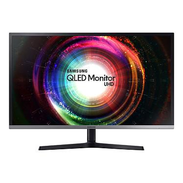 """Samsung 32"""" LED - U32H850UMU 3840 x 2160 pixels - 4 ms (gris à gris) - Format large 16/9 - Dalle VA - Pivot - Mini DisplayPort - HDMI - Noir (garantie constructeur 3 ans)"""