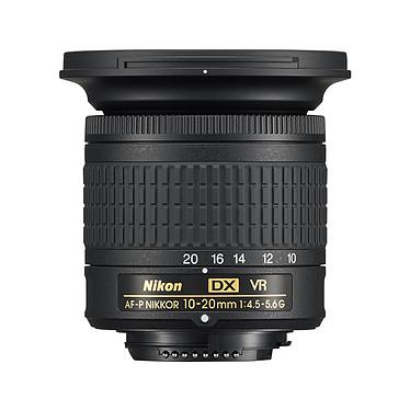 Nikon AF-P DX NIKKOR 10-20mm f/4.5-5.6G VR Objectif zoom grand-angle stabilisé au format DX