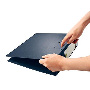 Leitz Classeur à Levier Recyclé 180° Dos 50 mm Bleu pas cher