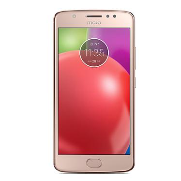 Motorola Moto E4 Or Pâle