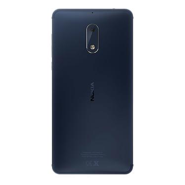 Avis Nokia 6 Bleu Trempé