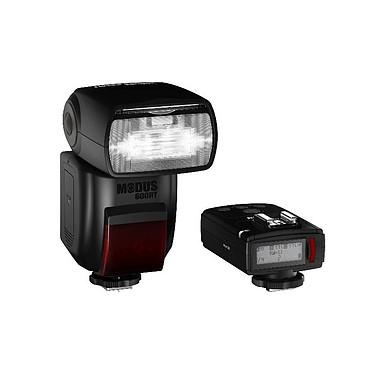 Hähnel Modus 600RT Kit Inalámbrico Canon Kit de flash inalámbrico con transmisor TTL Viper para cámara Canon