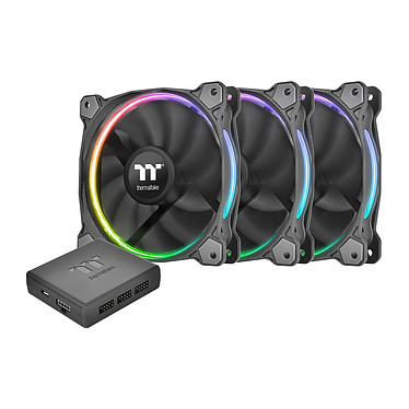 Thermaltake Riing Plus 14 RGB x3