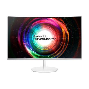 "Samsung 27"" LED - LC27H711QEUXEN 2560 x 1440 píxeles - 4 ms (gris a gris) - Gran formato 16/9 - Panel VA - DisplayPort - HDMI - Negro (garantía del fabricante 3 años)"