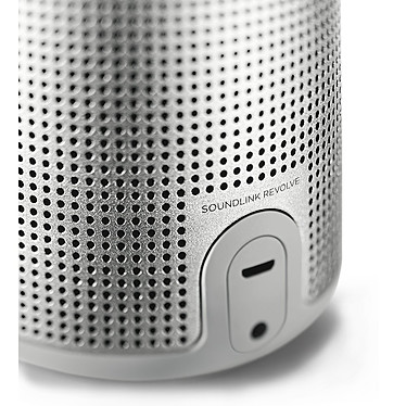 Acheter Bose SoundLink Revolve Gris + Socle de charge