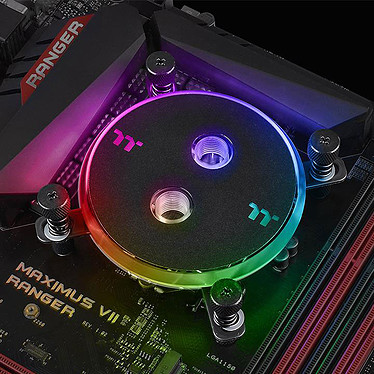 Thermaltake Pacific W4 RGB CPU Water Block pas cher