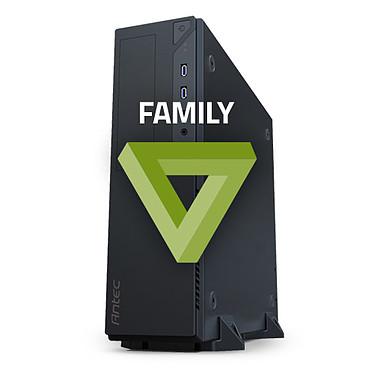PC HardWare.fr Family - Monté avec Windows 10 installé Pentium G5400, GeForce GTX 1650 4 Go, 8 Go de DDR4, SSD 240 Go et Disque 1 To