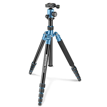 Manfrotto Element Traveller Grand Modèle - MKELEB5BL-BH Bleu