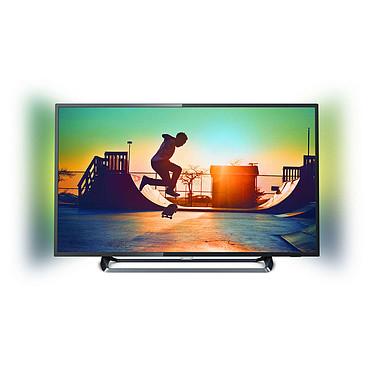 """Philips 43PUS6262 Téléviseur LED 4K 43"""" (109 cm) 16/9 - 3840 x 2160 pixels - TNT, Câble et Satellite HD - Ultra HD 2160p - HDR - Wi-Fi - DLNA - 50 Hz"""