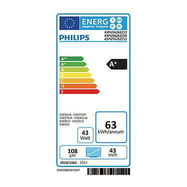 Philips 43PUS6262 pas cher