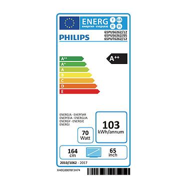 Philips 65PUS6262 pas cher