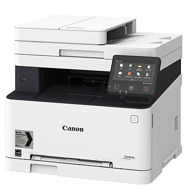 Canon i-SENSYS MF633Cdw Imprimante multifonction laser couleur 3-en-1 recto/verso (USB 2.0/Wifi/Gigabit Ethernet)