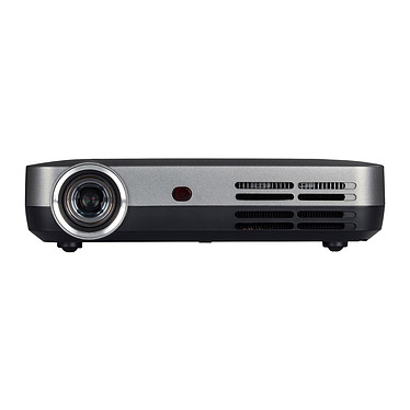 Optoma ML330 Gris Proyector LED WXGA de 500 lúmenes ultracompacto con entrada HDMI/MHL, Wi-Fi y Bluetooth