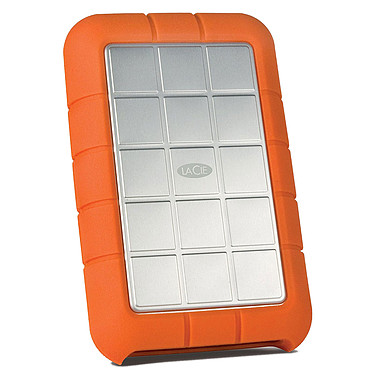 Acheter LaCie Rugged Triple 1 To (USB 3.0 / 2x FireWire 800)