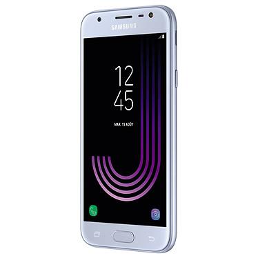 Avis Samsung Galaxy J3 2017 Bleu/Argent