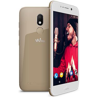 "Wiko WIM Lite Or Smartphone 4G-LTE Dual SIM - Snapdragon 435 8-Core 1.4 GHz - RAM 3 Go - Ecran tactile 5"" 1080 x 1920 - 32 Go - NFC/Bluetooth 4.2 - 3000 mAh - Android 7.1"