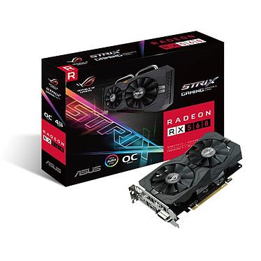 ASUS ROG STRIX AMD Radeon RX 560 O4G EVO Gaming