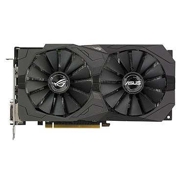 Avis ASUS ROG STRIX AMD Radeon RX 570 O4G Gaming