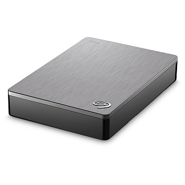 Seagate Backup Plus 4 To Argent (USB 3.0)
