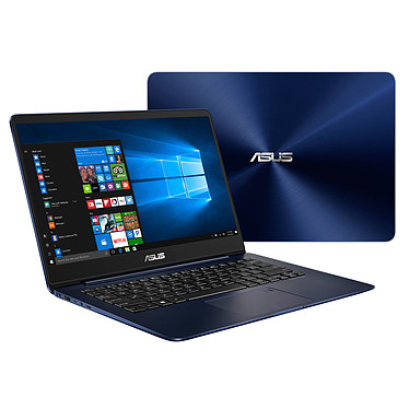 "ASUS Zenbook UX430UQ-GV154T Intel Core i7-7500U 8 Go SSD 256 Go 14"" LED Full HD NVIDIA GeForce 940MX Wi-Fi AC/Bluetooth Webcam Windows 10 Famille 64 bits (garantie constructeur 2 ans)"