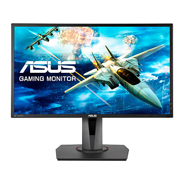 "ASUS 24"" LED - MG248QR 1920 x 1080 pixels - 1 ms (gris à gris) - Format large 16/9 - Flicker Free - Pivot - DisplayPort - HDMI - FreeSync"