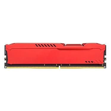 Acheter HyperX Fury Rouge 64 Go (4x 16 Go) DDR4 2666 MHz CL16