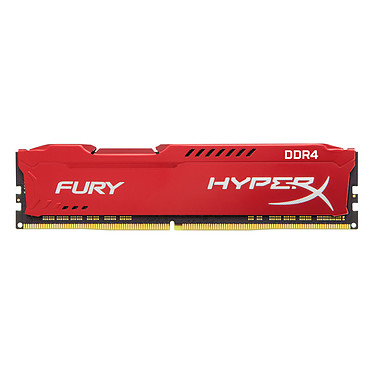 Avis HyperX Fury Rouge 32 Go (4x 8 Go) DDR4 2133 MHz CL14