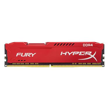 Avis HyperX Fury Rouge 64 Go (4x 16 Go) DDR4 2666 MHz CL16