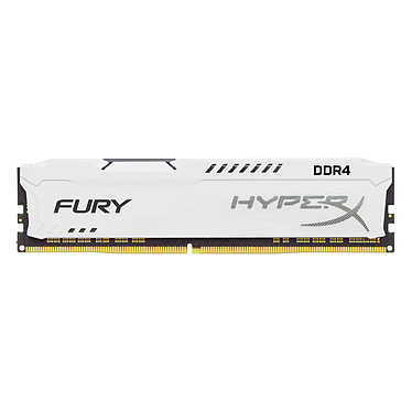 Avis HyperX Fury Blanc 32 Go (2x 16Go) DDR4 2400 MHz CL15