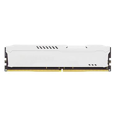 HyperX Fury Blanc 64 Go (4x 16 Go) DDR4 2400 MHz CL15 pas cher