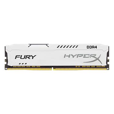 Avis HyperX Fury Blanc 64 Go (4x 16 Go) DDR4 2400 MHz CL15