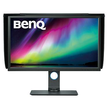 """BenQ 31.5"""" LED - SW320 3840 x 2160 pixels - 5 ms (gris à gris) - Format large 16/9 - HDMI - Displayport - USB 3.0 - Noir"""