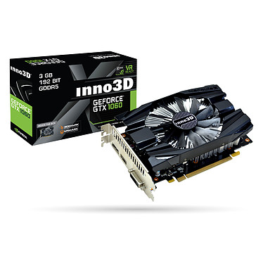 INNO3D GeForce GTX 1060 3GB Compact